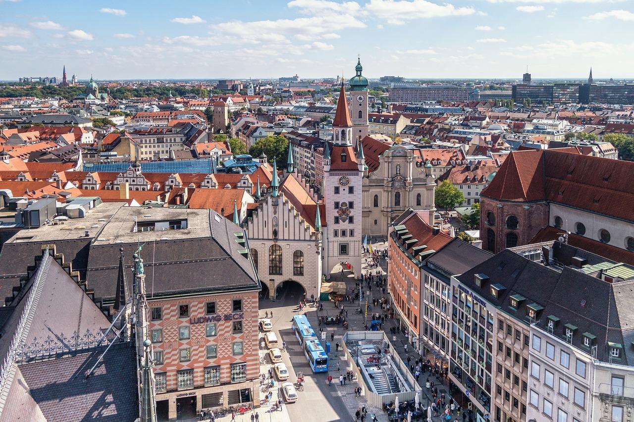 Рынок недвижимости в южной Германии