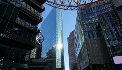 Рынок офисов в Берлине снизил обороты