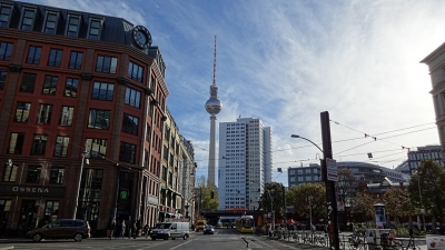 Инвестиции в офисную недвижимость Берлина бьют все рекорды