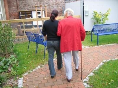 Дома престарелых в Германии