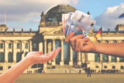 Немцы больше всего инвестируют внутри Германии