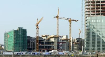 Строительство в Германии - рост в 2019