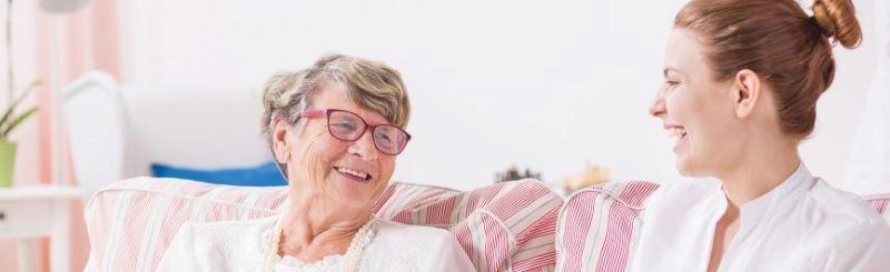 Дома престарелых в Германии - уход за пожилыми людьми