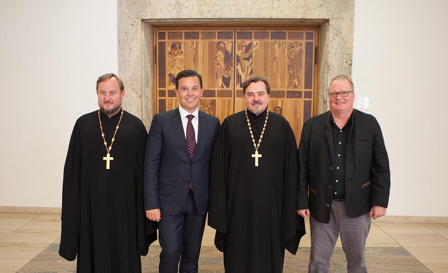 Поддержка проектов Русской-Православной Церкви в городе Ульме