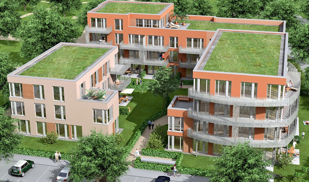 Доходная недвижимость - Инвестиции в Германии